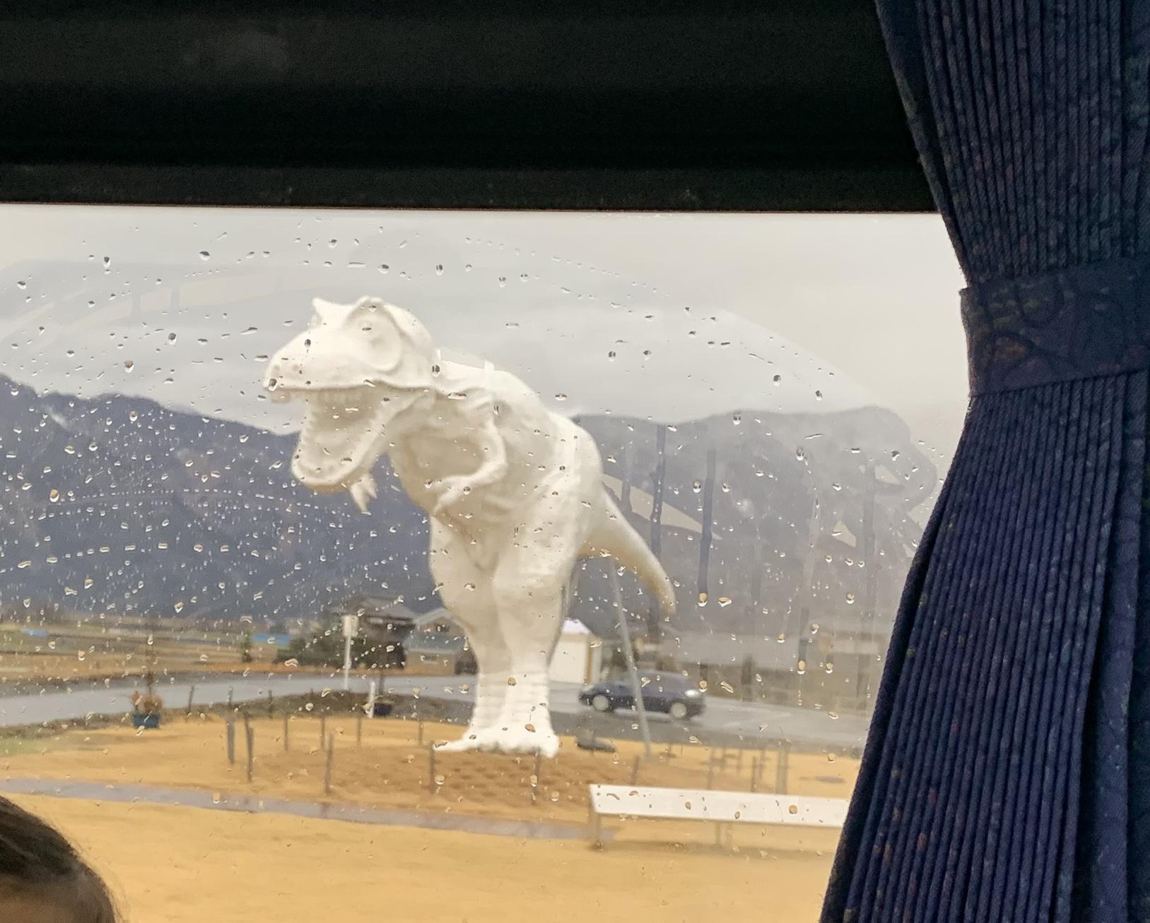 恐竜博物館 外観1