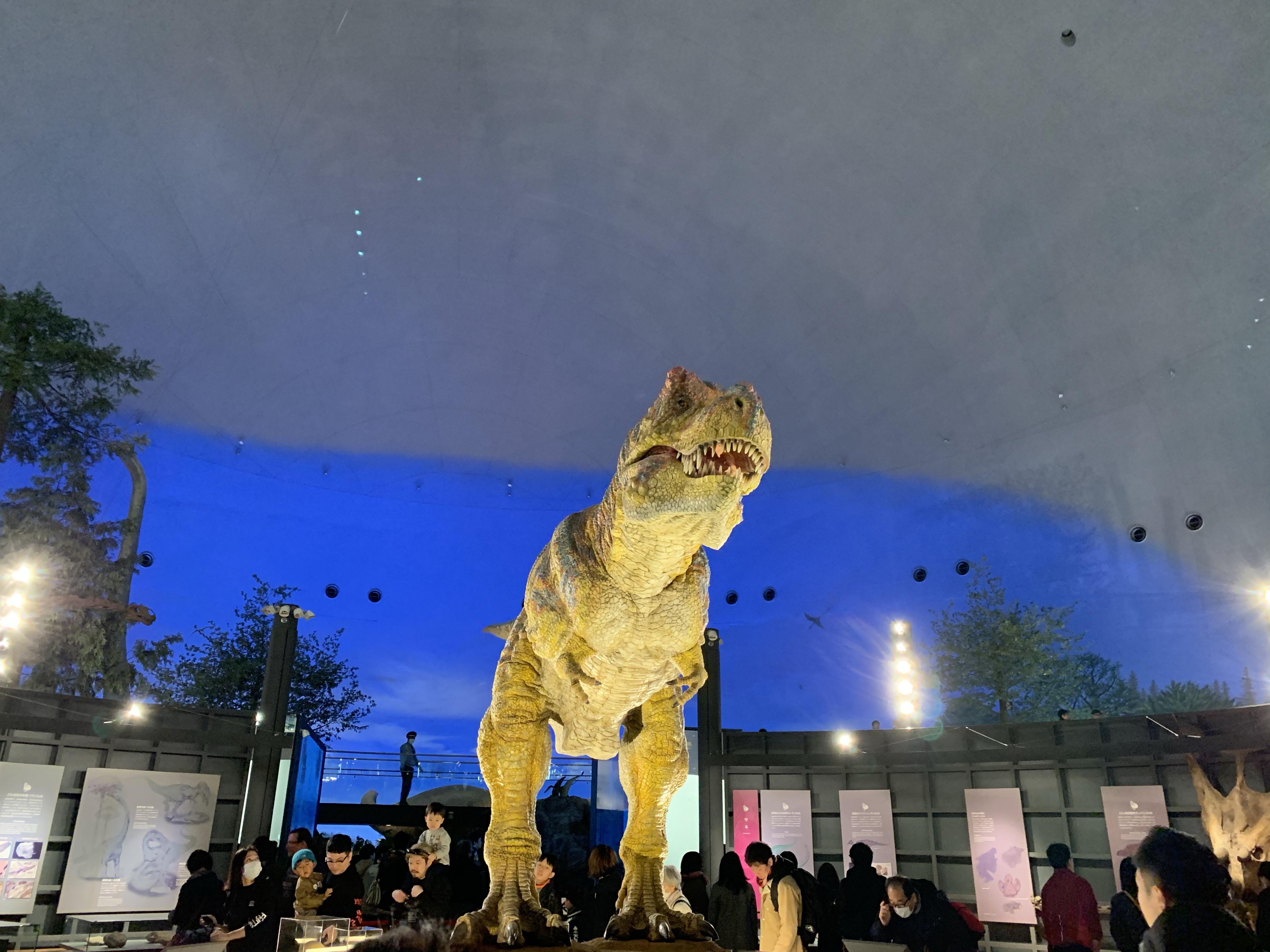 ティラノサウルス・ロボ1