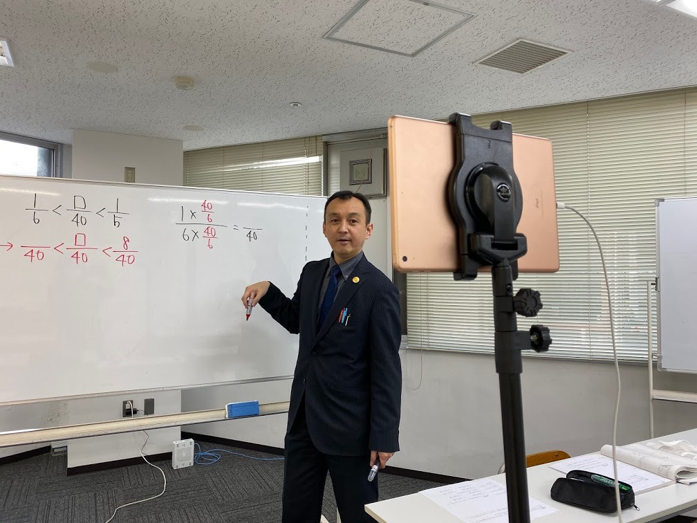 授業の様子 吉野