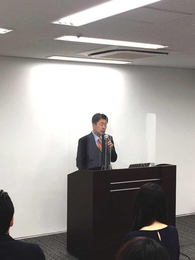 エコール・ドゥ・アンファン理事長 安田龍男
