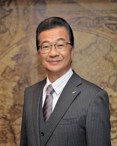 名進研小学校校長 森田先生