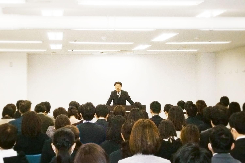 講演会の様子