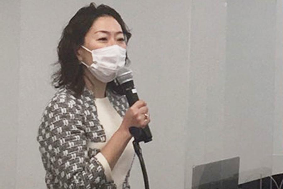 「コージアトリエ・プリュス」代表取締役社長兼エグゼクティブデザイナー 渡辺陽子氏