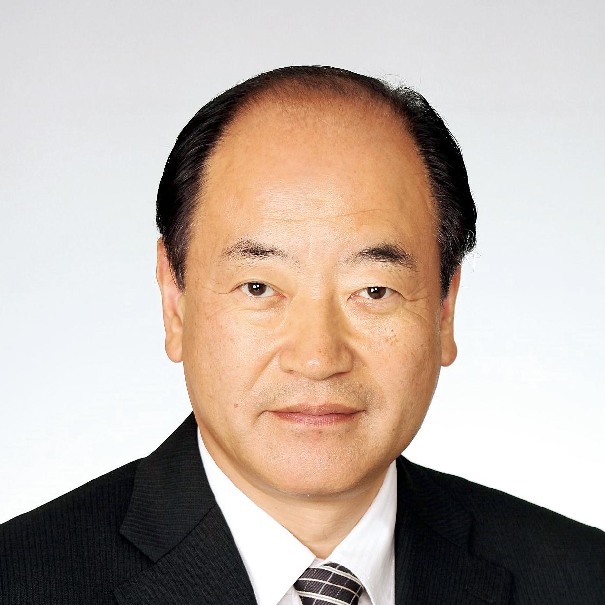愛知県立旭丘高等学校校長 杉山賢純先生 写真