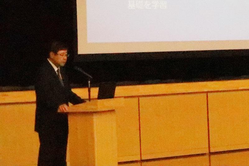 南山高等学校・中学校女子部副校長 長瀬弘幸先生